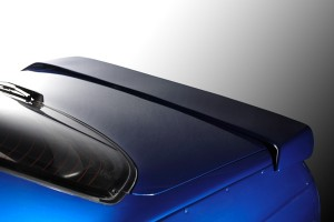 D-Max Rear Wing Spoiler - Nissan Skyline R32 Coupe