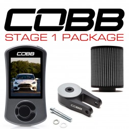 COBB Tuning Stage 1 Power Package - Ford Focus RS 2016-2018