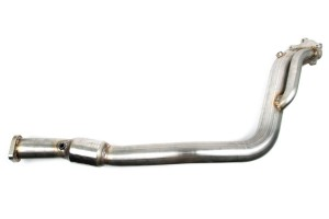 Grimmspeed Limited Divorced Catted Down-Pipe - Subaru WRX 2008-2014 / STI 2008-2020 / LGT 2005-2009