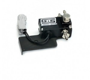 GrimmSpeed Electronic Boost Control Solenoid 3-Port - Mitsubishi Evo 7-9