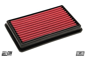 Grimmspeed Dry-Con Panel Filter - Subaru BR-Z/Toyota 86 (AT Only/Plastic Intake Manifold)