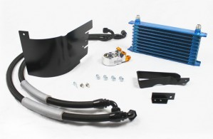 Trust Greddy Oil Cooler Kit - FK8 Type R (10 Row)