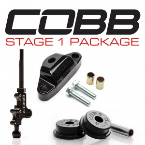 COBB Tuning Stage 1 Drivetrain Package - Subaru Legacy GT Spec B 2005-2009 6MT