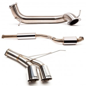 COBB Tuning Cat-Back Exhaust - Ford Focus ST 2013-2018