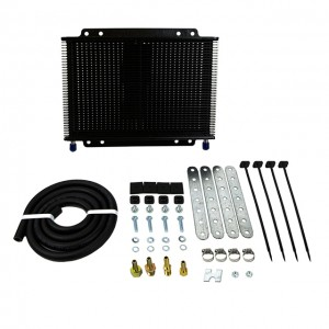 B&M Medium Supercooler - 13,000 BTU Rading (Black)