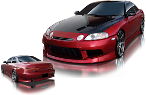 Origin Labo Stylish Line Body Kit - Toyota Soarer JZZ30