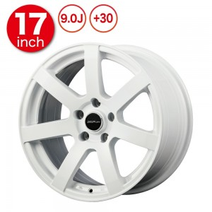 Origin Labo DRF-X7 Wheels - 17x9 +30 White (Pair)