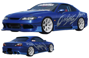 Origin Labo Racing Line Body Kit - Nissan Silvia S15
