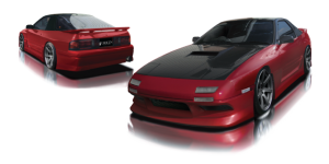 Origin Labo Stylish Line Body Kit - Mazda RX-7 FC3S