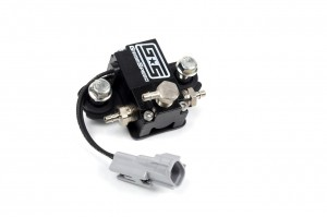 GrimmSpeed Electronic Boost Control Solenoid 3-Port - Subaru WRX 2006-2007 / STI 2004-2007 / Forester XT 2004-2008