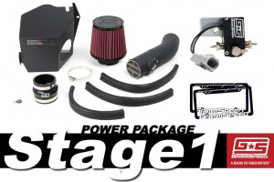 Grimmspeed Stage One Power Package - Subaru WRX STI 2008-2014