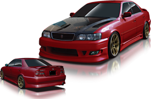 Origin Labo Stream Line Body Kit - Toyota Chaser JZX100