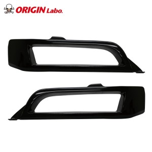 Origin Labo Combat Eye Headlight Ducts  - Toyota Chaser JZX100 Open Type