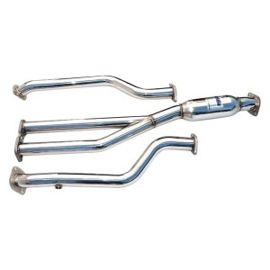 Invidia Mid-Pipes - Lexus IS250 IS350 RWD 2006-2013