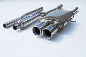Invidia Q300 Cat-Back Exhaust - Mini Cooper S R56 2007-2013
