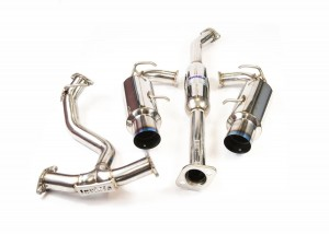 Invidia N1 Cat-Back Exhaust - Subaru BR-Z/Toyota 86