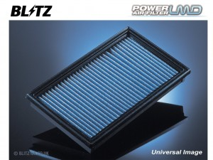 Blitz SUS Power Air Filter LM - Mitsubishi Lancer Evo 4-9