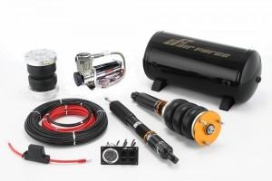 Airforce Air Suspension Universal Kit - Mazda RX-7 FD3S