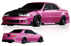 Origin Labo Racing Line Body Kit - Toyota Chaser JZX100